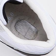 自重堂安全靴 s1181 かかと部分に衝撃吸収材入りインソール