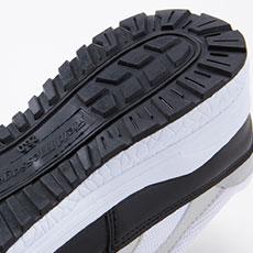 自重堂安全靴 s1181 クッション性の高いEVAミッドソール