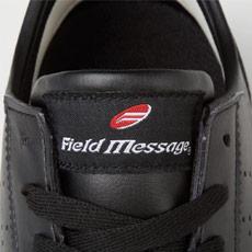 自重堂安全靴 s4171 ベロ部分にブランドネーム