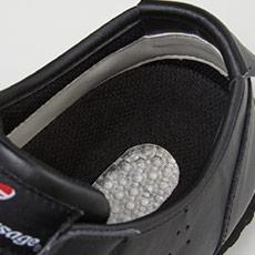 自重堂安全靴 s4172 補強テープ
