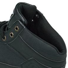 自重堂安全靴 S5163 紐を収納出来るひもポケ