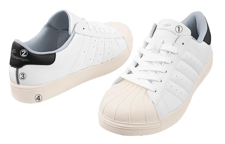 自重堂安全靴 s5171 商品詳細