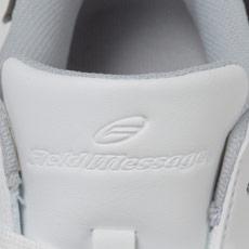 自重堂安全靴 s5172 ベロ部分ブランドロゴ