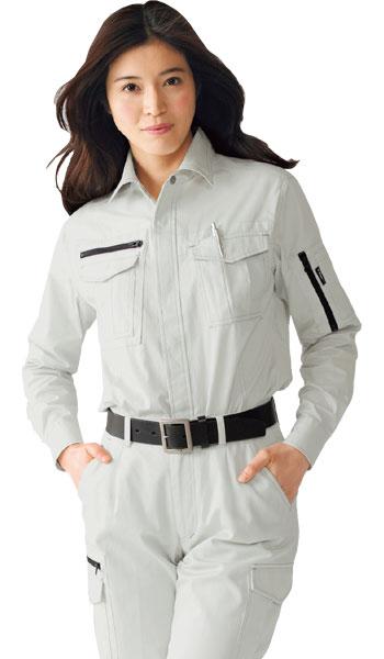 ジーベック2015 女性用シャツ