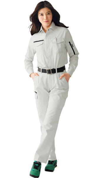 ジーベック2026 女性用カーゴパンツ