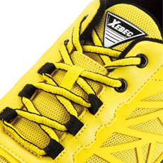 ジーベック安全靴 85134 紐を収納出来るひもポケ