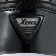 ジーベック安全靴 85140 かかとの反射材