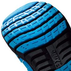 ジーベック安全靴 85405 屈曲性のあるソール