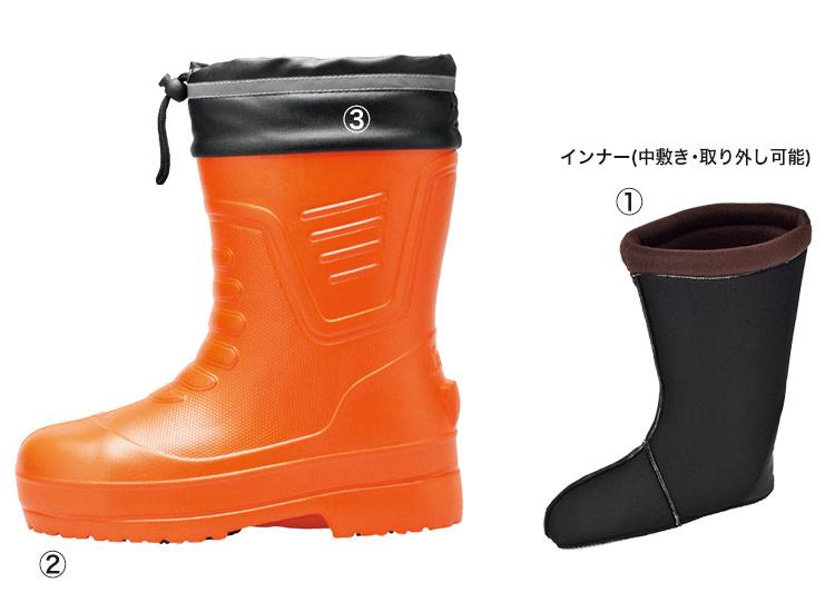 ジーベック安全靴 85715 商品詳細