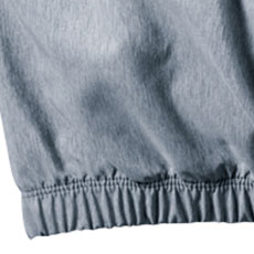 裾は補強加工
