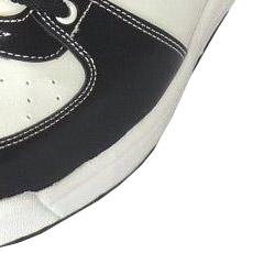 軽量ソールの安全靴 MK7730 滑りにくいラバーソール