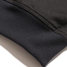 裾部分のリブ
