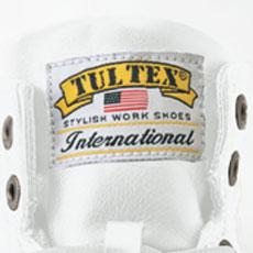アイトス 安全靴 TULTEX AZ-51633 かかと部分に衝撃吸収材入りインソール
