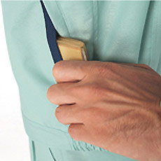 両脇ターンポケット