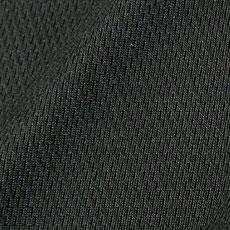 メッシュ編みなので通気性に優れています。透けにくい2層構造です。